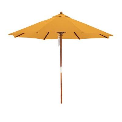 9 Market Umbrella Fabric: Yellow
