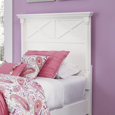 Jeffersonville Panel Headboard Size: Twin