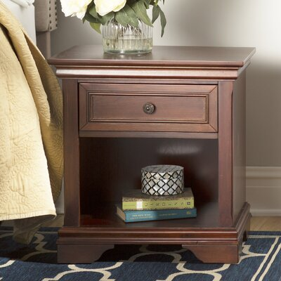 Curran 1 Drawer Nightstand