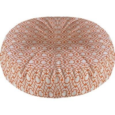 Blakemore Umbria Round Floor Pillow Size: 26 H x 26 W x 6 D