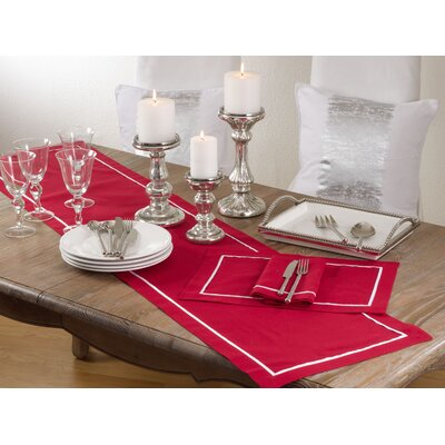 Busch Classic Pleated Design Placemat