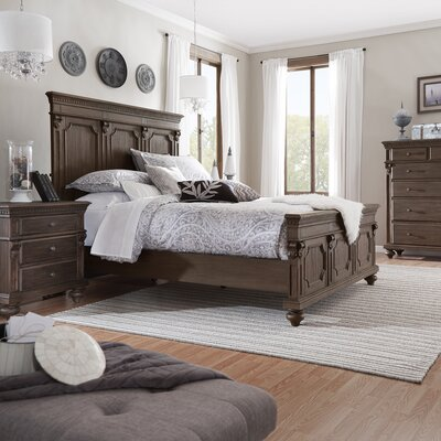 Hartsville Panel Customizable Bedroom Set