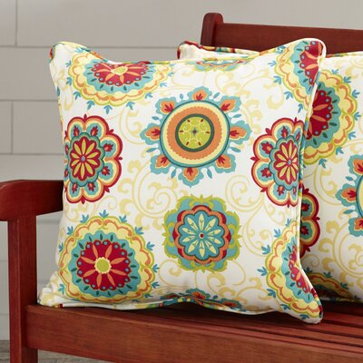 Joliet Indoor/Outdoor Throw Pillow