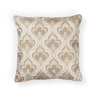 Sylvania Flames Indoor/Outdoor Throw Pillow Size: 18 H x 18 W x 0.5 D