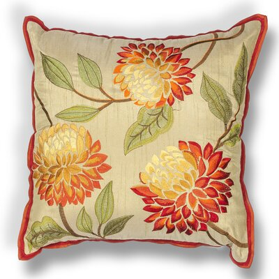 Craigmont Chrysatham Throw Pillow