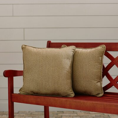 Osmond Sunbrella Outdoor Acrylic Throw Pillow