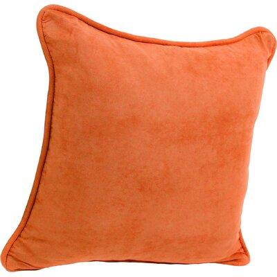 Dangerfield Outdoor Throw Pillow Color: Tangerine Dream