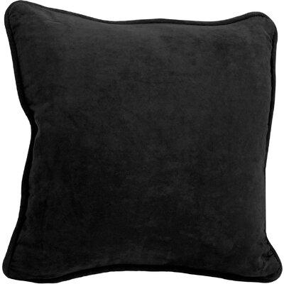 Dangerfield Outdoor Throw Pillow Color: Black