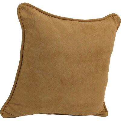 Dangerfield Outdoor Throw Pillow Color: Camel