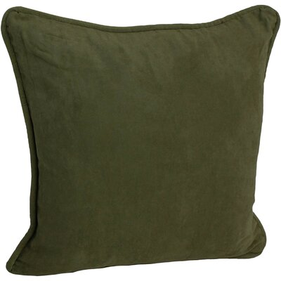 Dangerfield Outdoor Throw Pillow Color: Hunter Green
