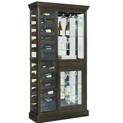 Gabbard Floor Wine Cabinet