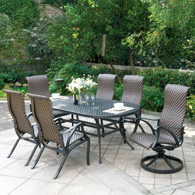 Kipling 7 Piece Dining Set