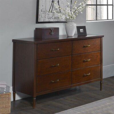 Honor 6 Drawer Double Dresser