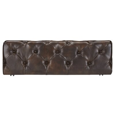 Kaminsky Rectangular Tufted Cocktail Ottoman