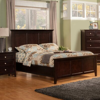 Seger Panel Customizable Bedroom Set