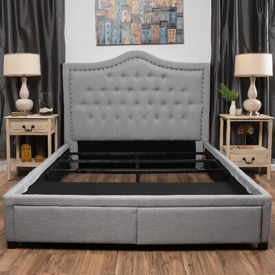 Hutsonville Panel Bed Size: Queen