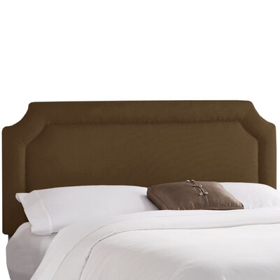 Eatmon Upholstered Panel Headboard Size: Queen