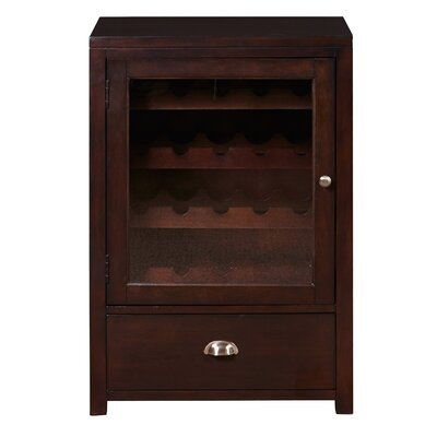 Briggs 20 Bottle Floor Wine Cabinet