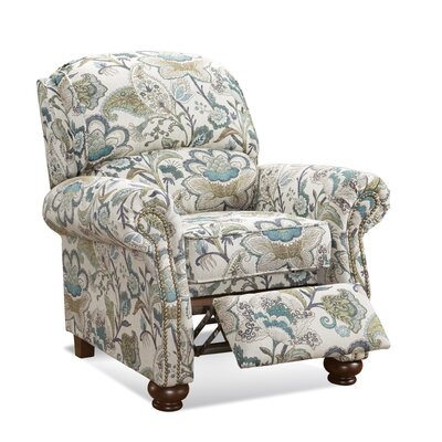 Malden Recliner Upholstery: Chesterfield Danube