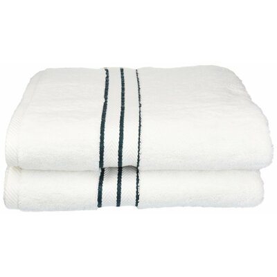 Hotel Bath Towel Set Color: Teal