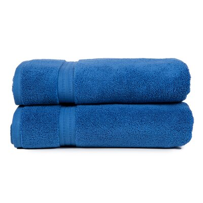 Morton Hand Towel Color: Blue