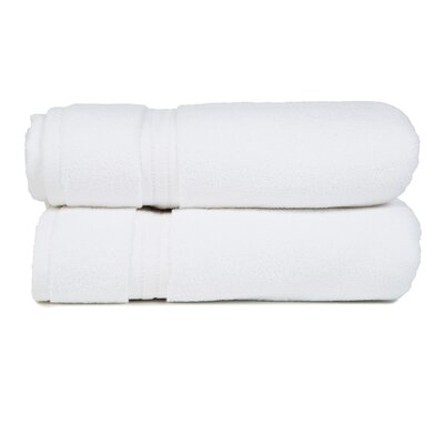 Morton Hand Towel Color: White