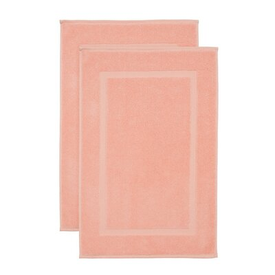 Morton Fine Towel Color: Rose
