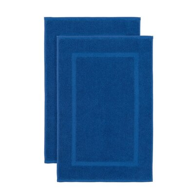 Morton Fine Towel Color: Blue