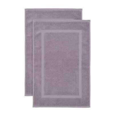 Morton Fine Towel Color: Purple
