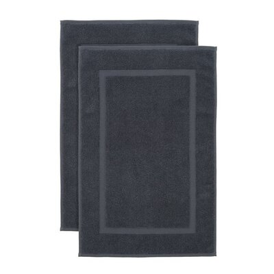 Morton Fine Towel Color: Grey