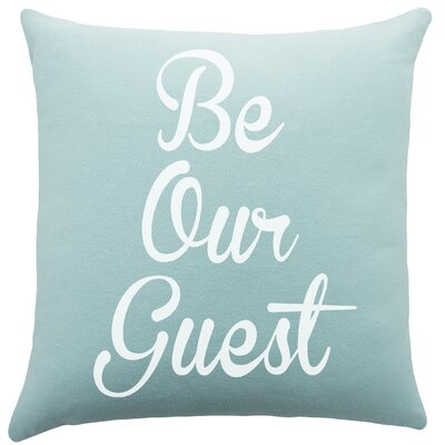 Fremont Cotton Throw Pillow