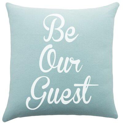 Fremont Cotton Throw Pillow