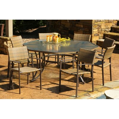 Claiborne 9 Piece Dining Set