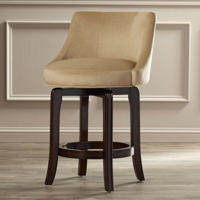 Grandwood 25.25 inch Swivel Bar Stool