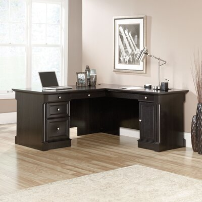 Augie L-Shape Executive Desk