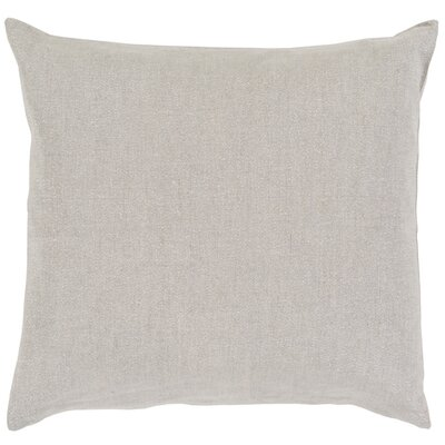 Millstadt Linen Throw Pillow Size: 18 H x 18 W x 4 D