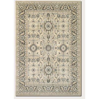 Germantownl Beige/Charcoal Area Rug