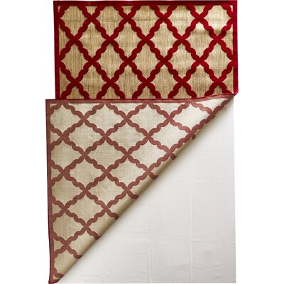 Outdoor Rug Pad Rug Pad Size: Rectangle 5 x 8