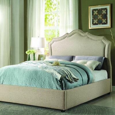 Frankfort Upholstered Platform Bed Size: Queen