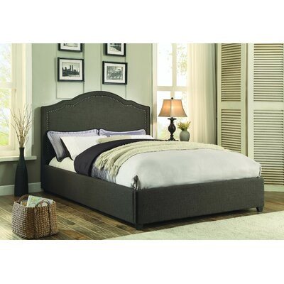 Cantrall Upholstered Platform Bed Size: California King