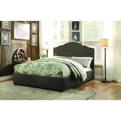 Cantrall Upholstered Platform Bed Size: King
