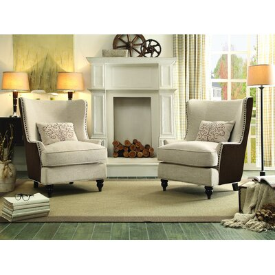 Wenona Wingback Chair