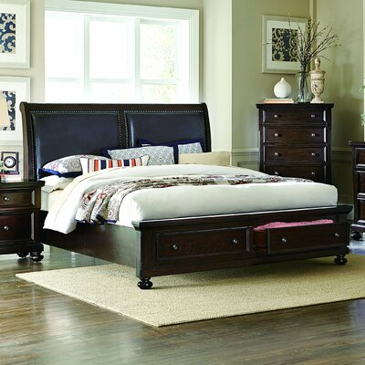 Colston Storage Platform Bed Size: Queen