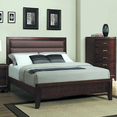 Garner Upholstered Panel Bed Size: Full