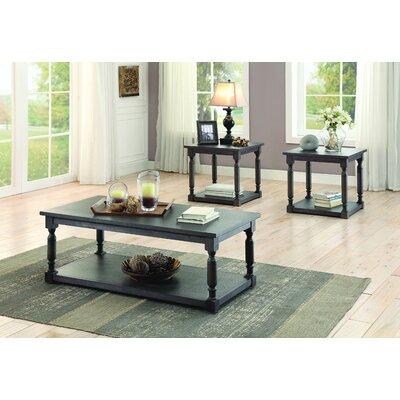 Bloomingdale 3 Piece Coffee Table Set
