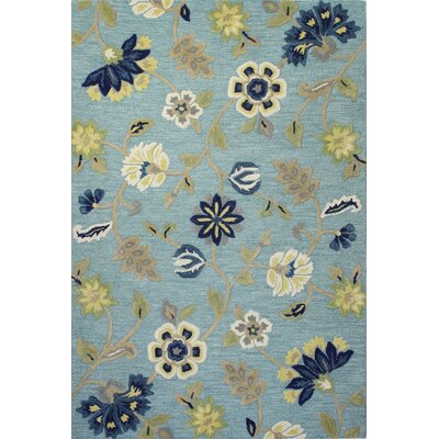 Summerset Hand-Tufted Blue Area Rug