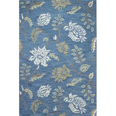 Kirkland Hand-Tufted Area Rug Rug Size: Rectangle 5 x 76