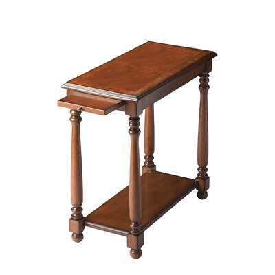 Heisler Console Table Finish: Burl