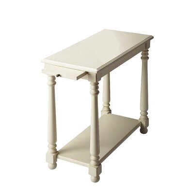 Heisler Console Table Finish: Distressed Cottage White