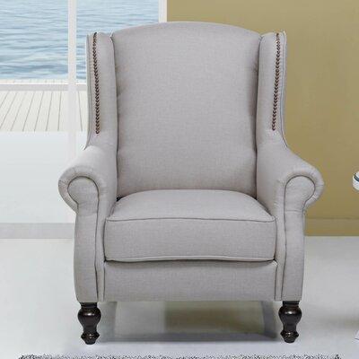 Cushman Armchair Upholstery: Beige